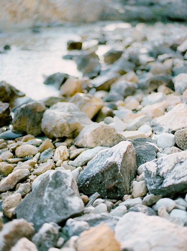 kamieniste plaże chorwacji