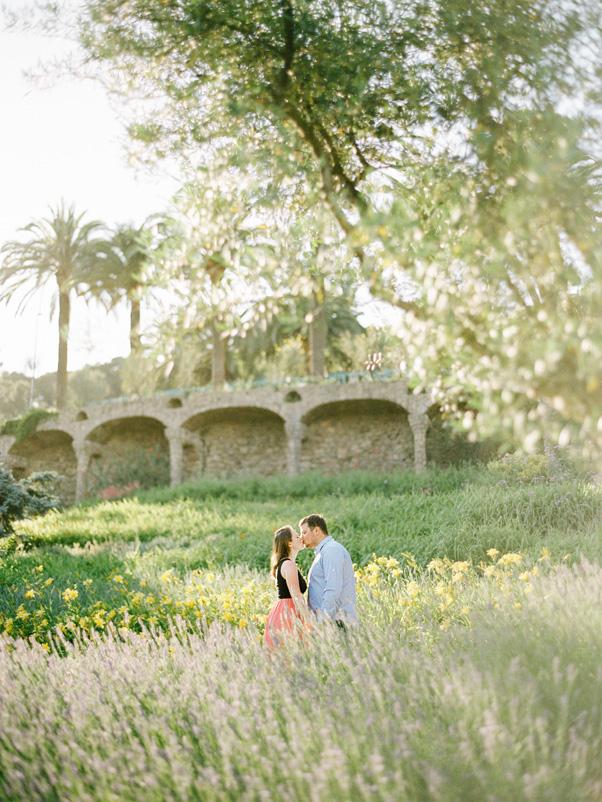 sesja zaręczynowa barcelona