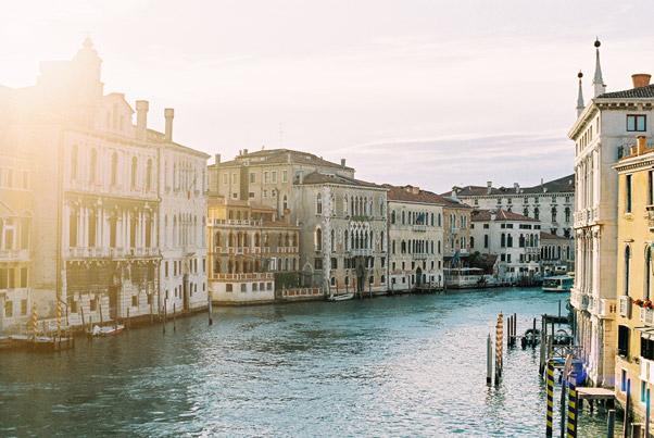 Wielki Kanał Wenecja
