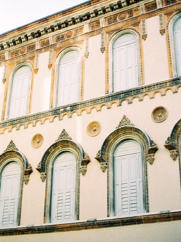 Piękna kamienica w Wenecji