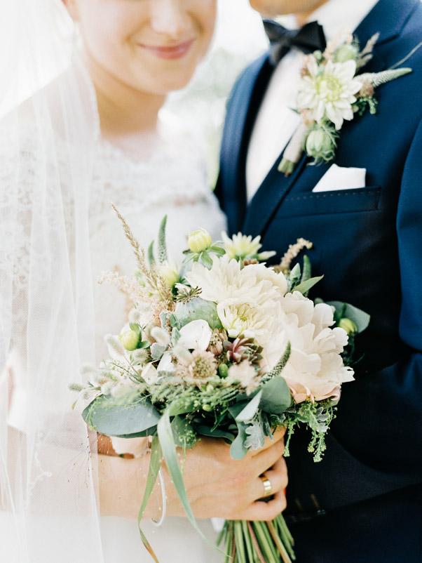 bukiet ślubny kwiaty&miut poznań