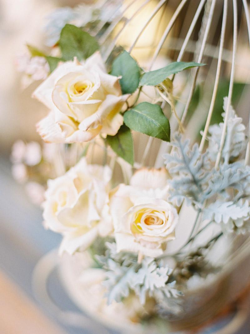 Dekoracje Ślubne Róże Bukiet Detale